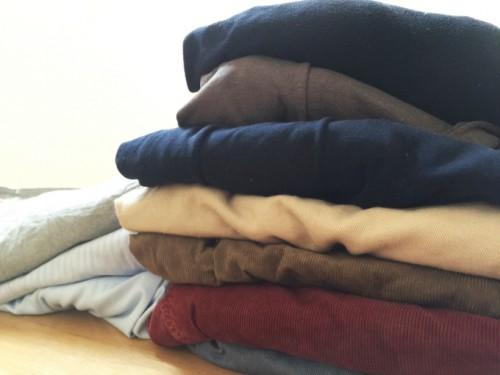 服の整理1