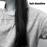 有言実行:Japan Hair Donation & Charity